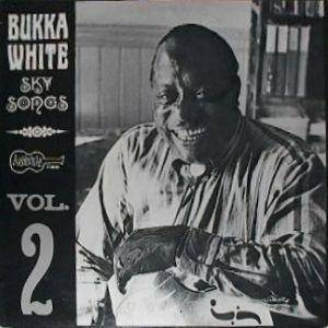 Cover - Bukka White: Sky Songs Vol. 2