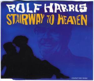 Cover - Rolf Harris: Stairway To Heaven