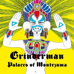 Cover - Grinderman: Palaces Of Montezuma