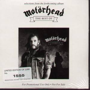 Motörhead: Best Of - Selections From The Forthcoming Album, The - Cover