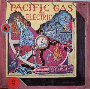Cover - Pacific Gas & Electric: Get It On