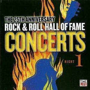 Cover - Bruce Springsteen & The E Street Band: Rock & Roll Hall Of Fame Concerts - The 25th Anniversary Night 1