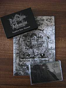 Deathgate Arkanum: Projektion Alpha-Thanatos (Tape) - Bild 2