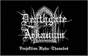 Deathgate Arkanum: Projektion Alpha-Thanatos (Tape) - Bild 1