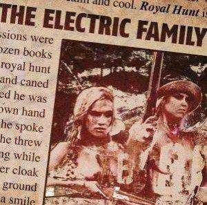 Cover - Electric Family, The: Royal Hunt