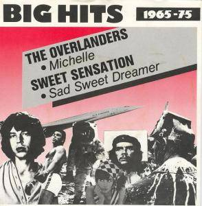 Cover - Sweet Sensation: Big Hits 1965 - 1975