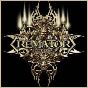 Crematory: Black Pearls - Greatest Hits - Cover