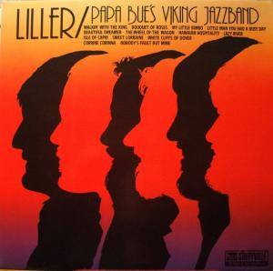 Cover - Papa Bue's Viking Jazzband: Liller