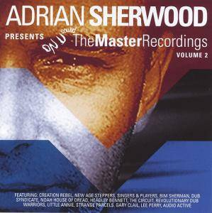 Cover - Audio Active: Adrian Sherwood Presents The Master Recordings, Volume 2