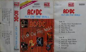 AC/DC: Fly On The Wall (Tape) - Bild 2