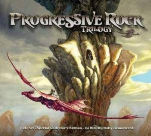 Progressive Rock Trilogy - Cover