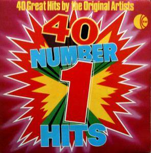 Cover - David Cassidy: 40 Number 1 Hits