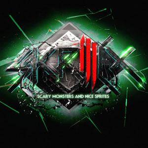 Skrillex: Scary Monsters And Nice Sprites - Cover
