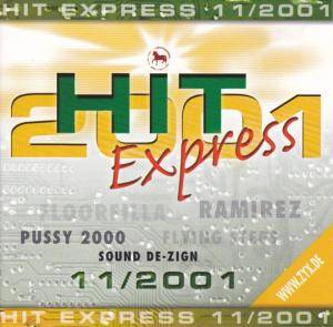 Cover - Bacon Popper: Hit Express 11/2001