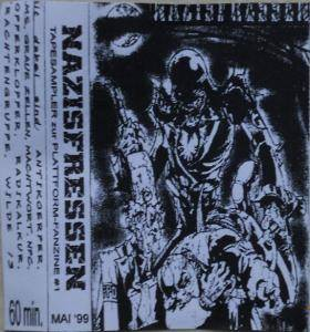 Nazifressen - Cover