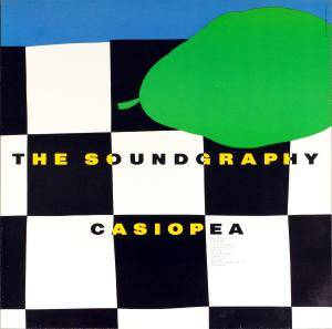 Cover - Casiopea: Soundgraphy, The