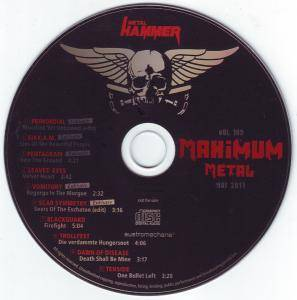 Metal Hammer - Maximum Metal Vol. 163 (CD) - Bild 3