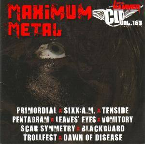 Metal Hammer - Maximum Metal Vol. 163 (CD) - Bild 1