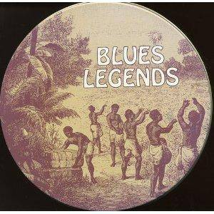 Blues Legends - Cover