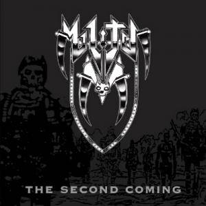 Militia: Second Coming, The - Cover