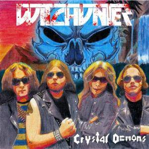 Witchunter: Crystal Demons - Cover
