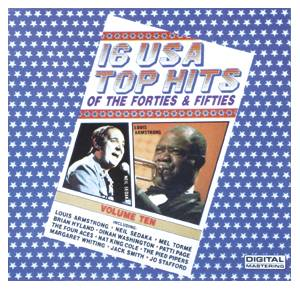 Cover - Patti Page: 16 USA Top Hits Of The Forties & Fifties Vol. Ten