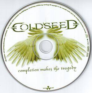 Coldseed: Completion Makes The Tragedy (CD) - Bild 3