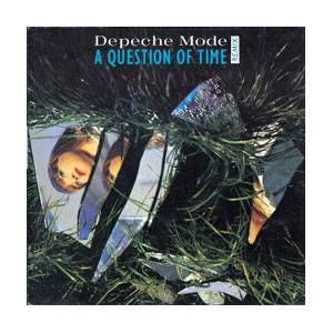 Depeche Mode: Question Of Time, A - Cover