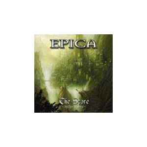 Epica: Score - An Epic Journey, The - Cover