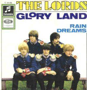 Cover - Lords, The: Glory Land
