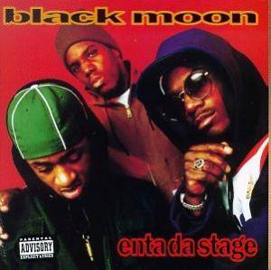 Black Moon: Enta Da Stage - Cover