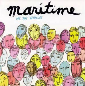 Maritime: We, The Vehicles - Cover