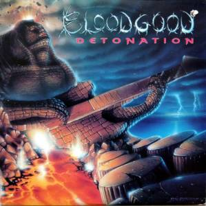 Cover - Bloodgood: Detonation