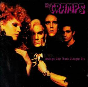 Cover - Cramps, The: Songs The Lord Taught Us
