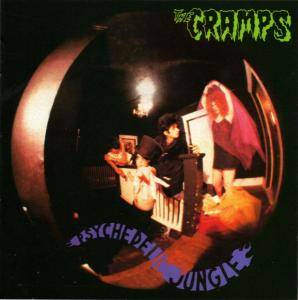 Cover - Cramps, The: Psychedelic Jungle