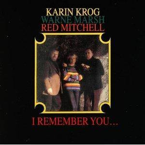 Cover - Karin Krog: I Remember You