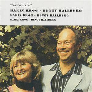 Cover - Karin Krog: Two Of A Kind