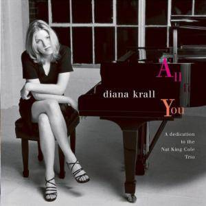Diana Krall: All For You - Cover