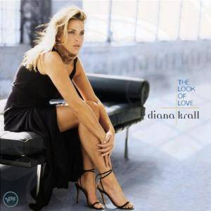 Diana Krall: Look Of Love, The - Cover