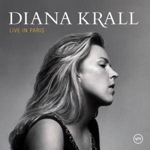 Diana Krall: Live In Paris - Cover
