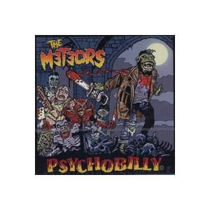 The Meteors: Psychobilly - Cover