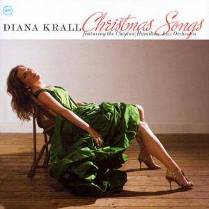 Diana Krall: Christmas Songs - Cover