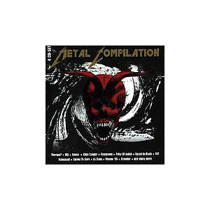 Cover - Metal Assault: Metal Compilation