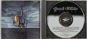 Great White: Hooked (CD) - Bild 4
