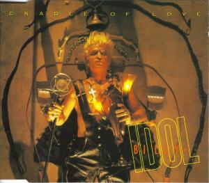 Billy Idol: Cradle Of Love - Cover