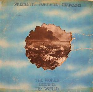 Premiata Forneria Marconi: World Became The World, The - Cover