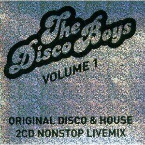 Cover - DJ Antoine Vs. Mad Mark: Disco Boys - Vol. 01, The