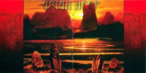 Uriah Heep: Into The Wild (CD) - Bild 8
