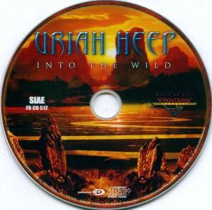 Uriah Heep: Into The Wild (CD) - Bild 10