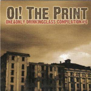 Cover - Skunx: Oi! The Print - One & Only Drinkingclass Compilation Vol. 6